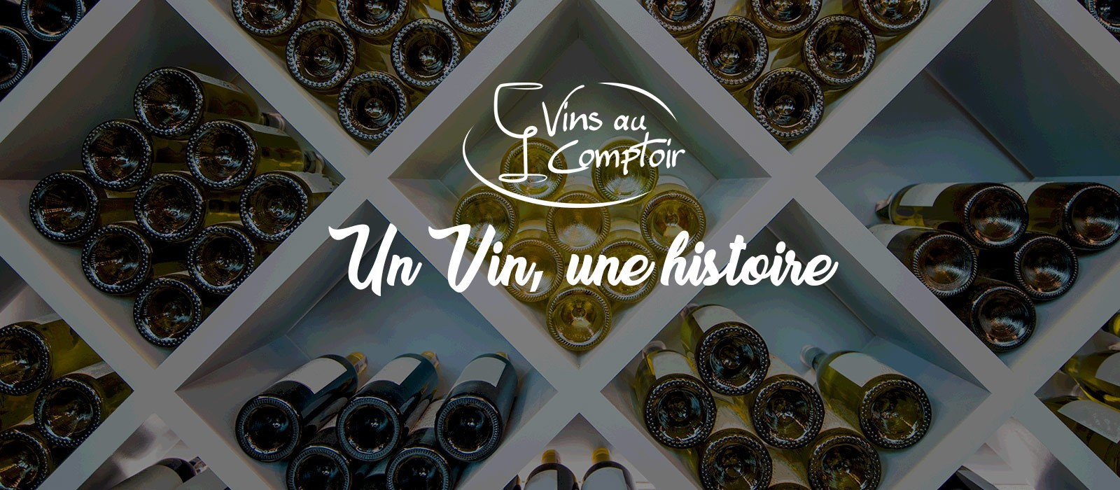 Vins au comptoir -Un vin , une histoire